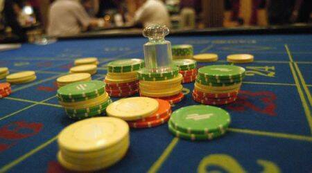 Goa casinos, Goa casinos ban, ban on casinos in Goa, ban on Goa casinos, Pramod Sawant, Goa Chief Minister, India news, Indian Express
