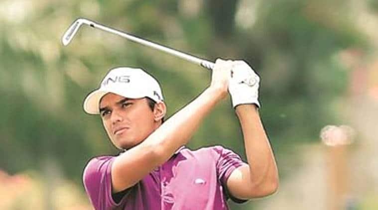 Take Solutions Mastersm Ajeetesh Sandhu, Shiv Kapur, Golf, Chandigarh news, Indian Express