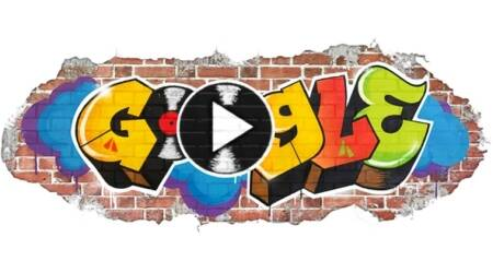 Google celebrates the birth of hip-hop with an animated doodle that lets you DJ