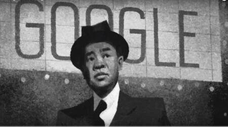 Google Doodle gives tribute to cinematographer James Wong Howe on his 118th Birthday!