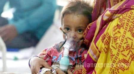 30 children die in 48 hours at Gorakhpur's BRD Hospital, six due toencephalitis