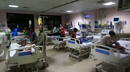 Dr Kafeel Khan held for 'disturbing' services in Bahraich hospital:Cops