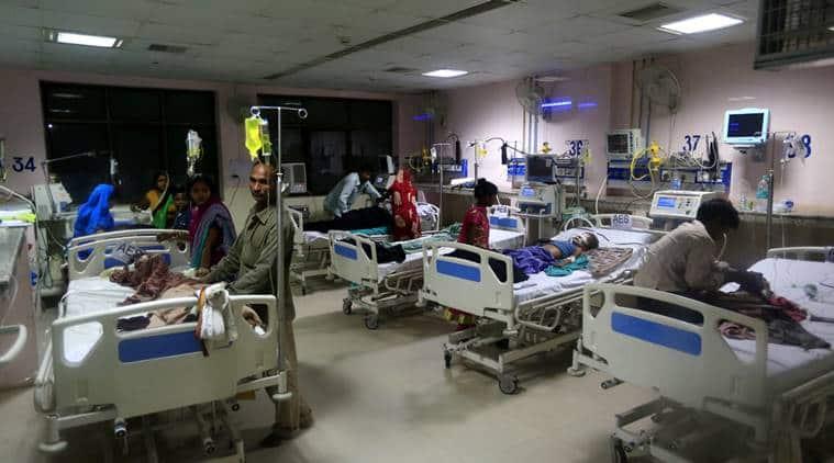 BRD medical college, encephalitis deaths, Dr kafeel khan arrested, 70 children dead, Lucknow, Indian Express