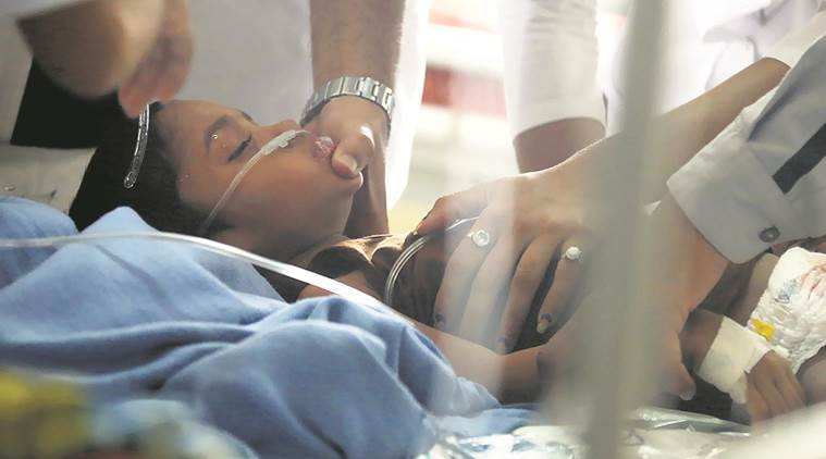 Under 5 mortality rate, India under 5 mortality, Gorakhpur hospital tragedy, Yogi Adityanath, Kerala children mortality rate, Uttar Pradesh mortality rate, India news, Indian Express