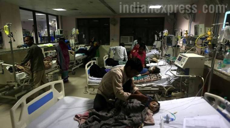 gorakhpur children death, brd medical college, brd hospital children death, up hospital kids death, oxygen supply, Yogi Adityanath, Uttar Pradesh, gorakhpur, UP childrens death, Gorakahpur hospital, UP news, india news, indian express