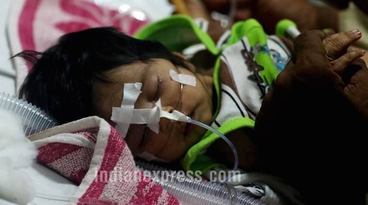 gorakhpur, gorakhpur deaths, gorakhpur medical college deaths, gorakhpur tragedy, japanese encephalitis, gorakhpur news, brd medical college deaths, uttar pradesh government