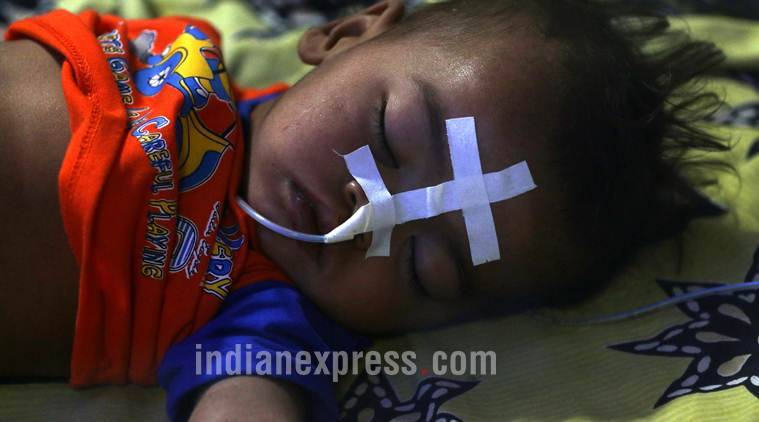 Gorakhpur, gorakhpur hospital, gorakhpur hospital children deaths, Baba Raghav Das Medical College, BRD hospital, Gorakhpur news, india news, indian express news