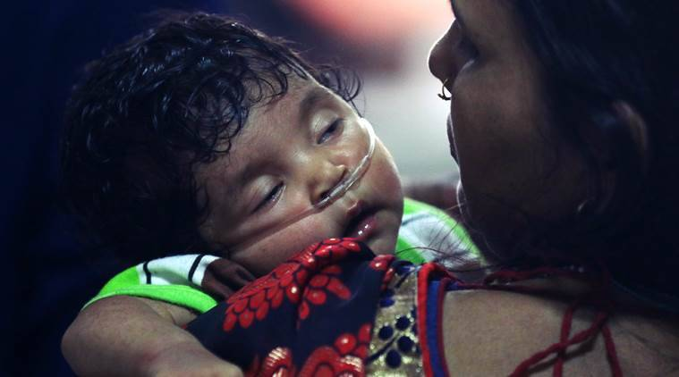 Union govt rules out negligence, lack of oxygen as causes behind Gorakhpur tragedy