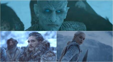 game of thrones, the dragon and the wolf, game of thrones season 7 finale, game of thrones the dragon and the wolf, kit harington, emilia clarke