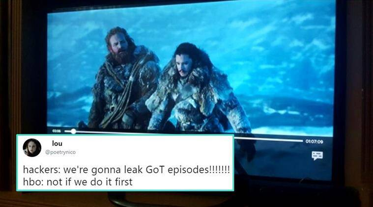 Game Of Thrones S7 E6 Gets Leaked Twitterati Go Crazy With Excitement Trending News The Indian Express