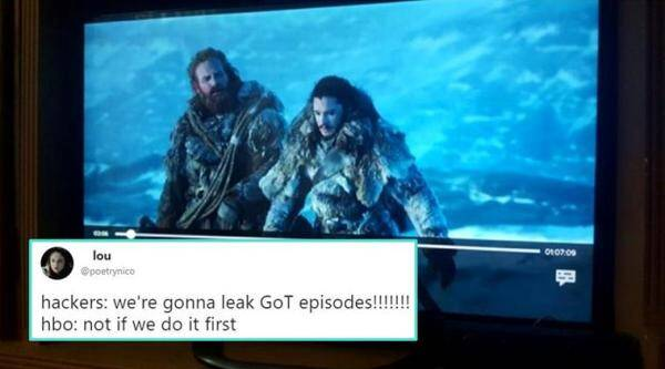 game of thrones, got, got s07e06, game of thrones leaked, game of thrones episode 6 leaked, got leak, HBO spain leak, hbo got leak, indian express, indian express news
