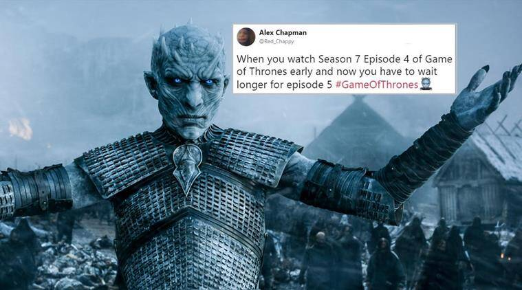Game of Thrones Season 7 Episode 4 got leaked, and Twitterati is ...