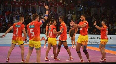 Pro Kabaddi 2017: Gujarat Fortunegiants come back from jaws of defeat against Bengaluru Bulls