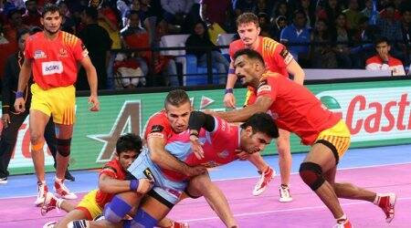 Pro Kabaddi 2017: Action now shifts to inter-zone stage