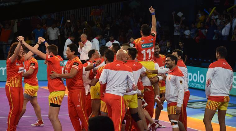 pro kabaddi league, gujarat fortunegiants, jaipur pink panthers, gujarat vs jaipur, kabaddi news, sports news, indian express