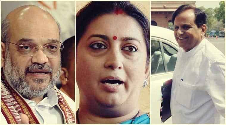 Gujarat Rajya Sabha elections, Chhotu Vasava, JD(U), Nitish Kumar, KC Tyagi, Amit Shah, Ahmed Patel, Smriti Irani, Balwantsinh Rajput, Congress, BJP, Gujarat news, Indian express