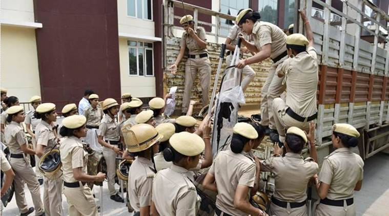 Delhi on High Alert, Ram Rahim rape case, Dera Sucha Sauda chief case, Gurmeet Ram Rahim Singh, Ram Rahim Singh rape case, India news, National news, Latest news, National news