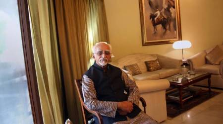 Hamid Ansari looking for political shelter: BJP's Vijayvargiya on Muslim remark