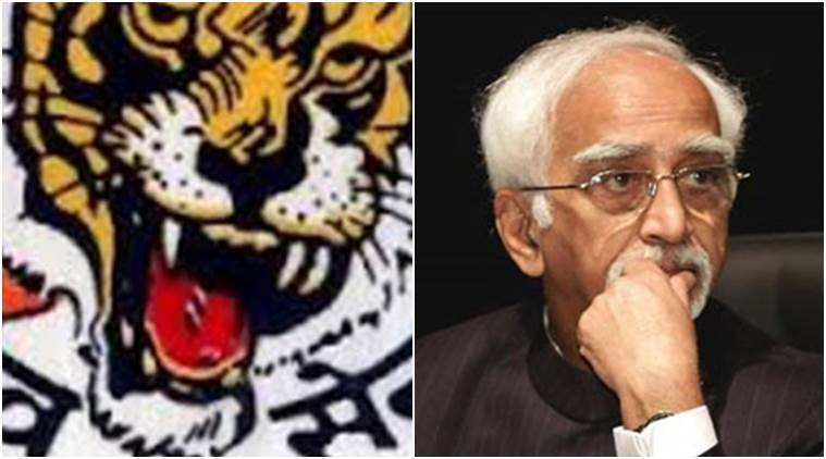 Shiv Sena, Hamid Ansari, Shiv Sena Slam Hamid Ansari, India news, National news, Latest news, India news