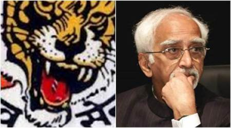 Shiv Sena slams Hamid Ansari for 'insecurity among Muslims' remark