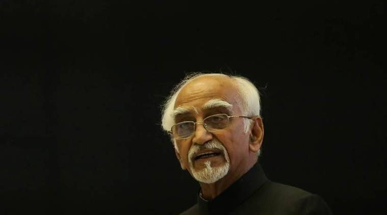 Vishwa Hindu Parishad, Hamid Ansari, ansari, former vice president, VHP, India news, indian express news