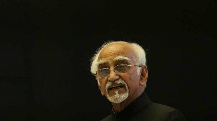 Violence in AMU: Ansari says timing of protest raises question