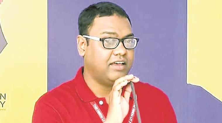 Jharkhand author, Santhali writer Sowvendra Shekhar Hansda, Sowvendra Shekhar Hansda, The Adivasi Will Not Dance, Jharkhand, Indian express news