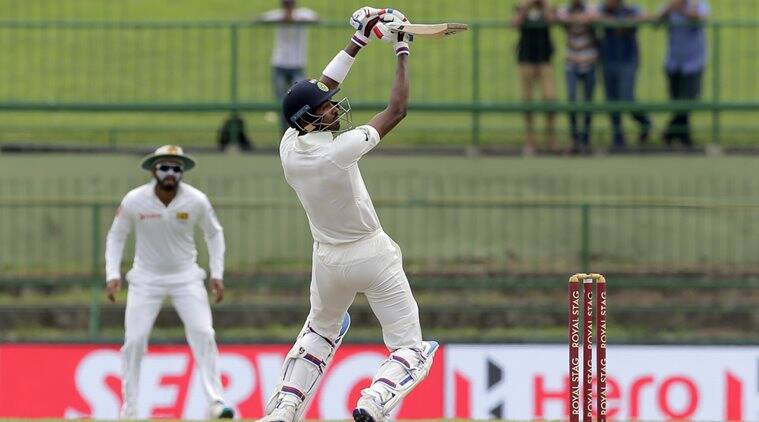India vs Sri Lanka, Hardik Pandya, Hardik Pandya century, sports news, cricket, Indian Express