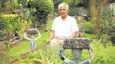 'My real gift was NekChand himself'