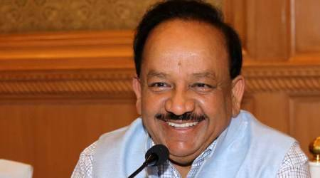 Environment Minister Harsh Vardhan sought green clearance for projects at 'war-footing' in August