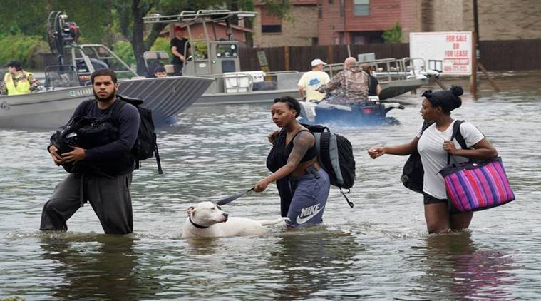 Hurricane Harvey, Hurricane Katrina, Hannover Re, Hurricane Sandy, Texas cost storm, Hurricane hist US coast, Hurricane hits Texas coast, Hurricane in US, Texas hurricane news, International news, World news, hurricane in Texas, US news