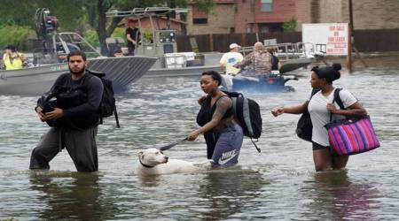 Hurricane Harvey much less damaging than Katrina, Sandy: HannoverRe