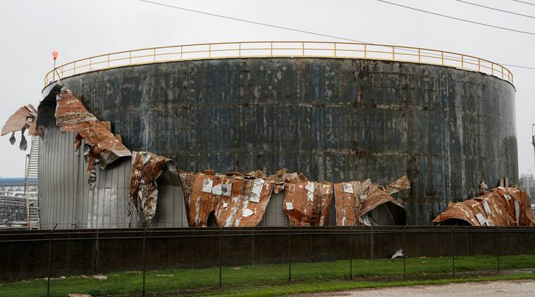 Colonial says fuel lines east of Lake Charles, Louisiana, remain operational