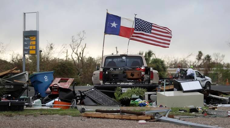 United states, hurricane harvey, hurricane harvey texas, Donald trump, trump texas visit