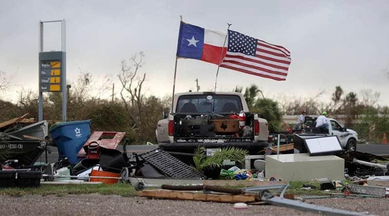 United states, hurricane harvey, hurricane harvey texas, Donald trump, trump texas visit