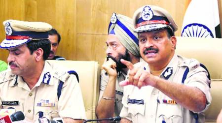 Haryana DGP B S Sandhu gets three months' extension