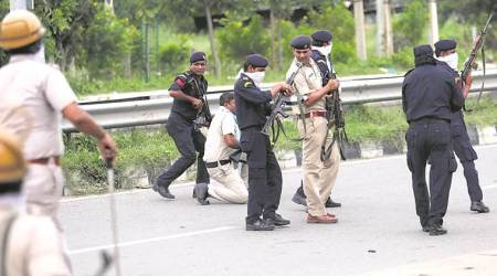 On sentencing day, security beefed up in Panchkula