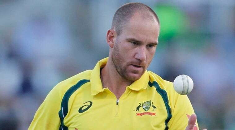 John Hastings, John Hastings injury, John Hastings Australia, sports news, cricket, Indian Express