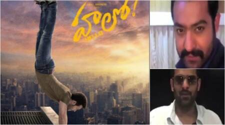 Watch: Akhil Akkineni shares first look of Hello, Prabhas, Rana Daggubati and others promote the film