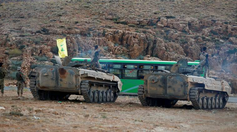 Lebanon, Hezbollah, Syria, IS, islamic state, Lebanese army, latest news, latest world news