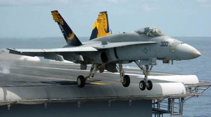 US Navy says aircraft with 11 aboard crashed intoPacific