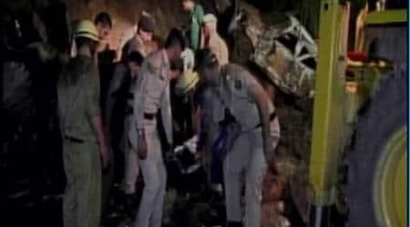 Himachal Pradesh landslide: At least six dead, six others injured, rescue operationsunderway