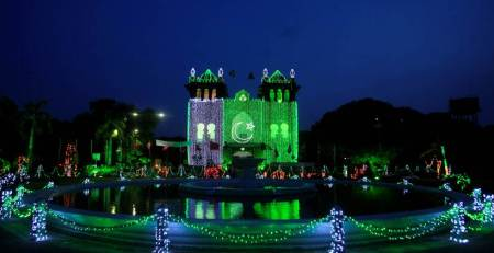 Pakistan celebrates 70th Independence Day