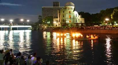 hiroshima day, hiroshima nagasaki, nuclear weapon, atomic bombing, atom bombs, Hiroshima Nagasaki nuclear attack, hiroshima anniversary, latest news, indian express