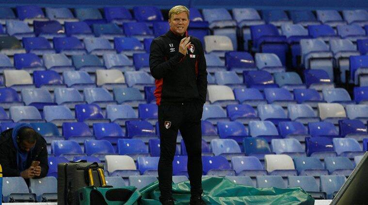 Eddie Howe, Bournemouth, Manchester City, Premier League, sports news, football, Indian Express