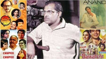 Remembering Hrishikesh Mukherjee on his birth anniversary: The gentle and professorial auteur of warm-hearted comedies