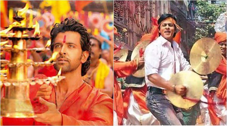 ganesha chaturthi songs, ganesha chaturthi bollywood songs, agneepath ganesha song, don ganesha song,