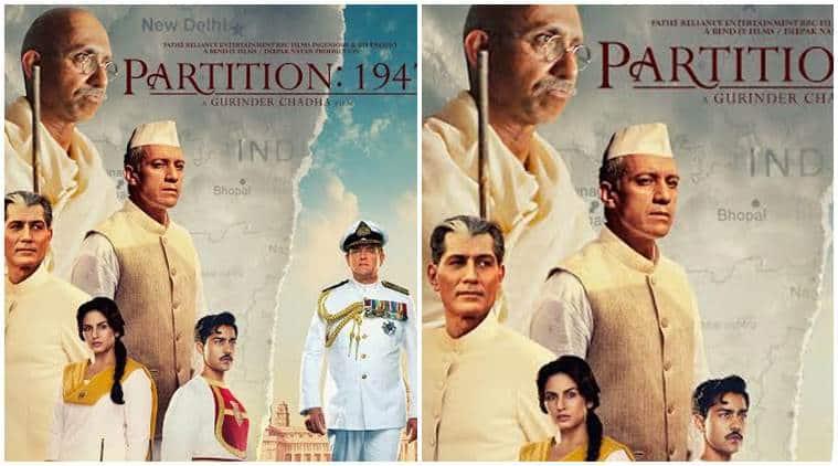 gurinder chadha, viceroy house, partition 1947, partition 1947 hindi movie, huma qureshi hollywood movie,