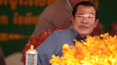 Cambodian Prime Minister says United States behind plot by opposition leader