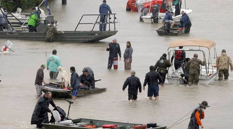 hurricane harvey, hurricane, us hurricane news, hurricane harvey news, hurricane death, world news, houston, us weather, indian express news